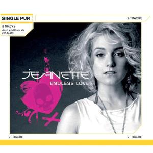 jeanette - endless love (2-track)