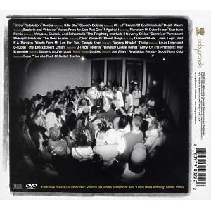 jedi mind tricks - violent by design (deluxe edition) (Back)