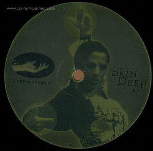 jeff mills - skin deep ep