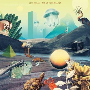 jeff mills - the jungle planet