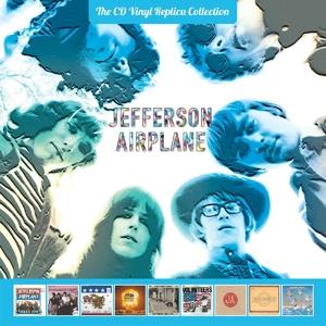 jefferson airplane - cd vinyl replica collection