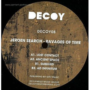 jeroen search - ravages of time ep