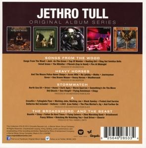 jethro tull - original album series (Back)