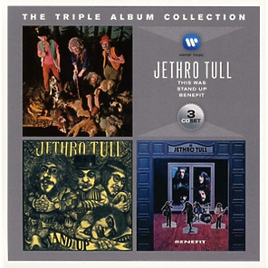 jethro tull - the triple album collection