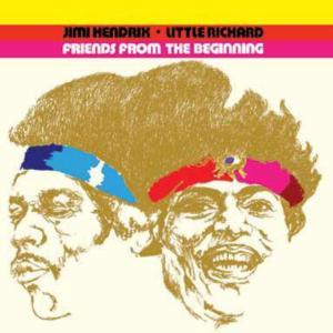 jimi hendrix & little richard - friends from the beginning