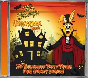 jive bunny & the mastermixers - jive bunny's & the halloween party