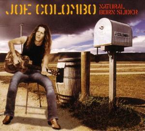 joe colombo - natural born slider