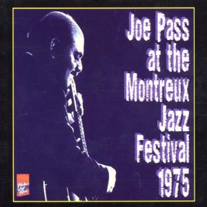 joe pass - at the montreux festival 1975