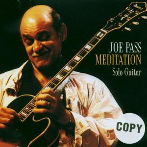 joe pass - meditation