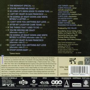 joe turner - the midnight special (Back)