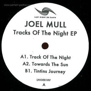 joel mull - tracks of the night ep