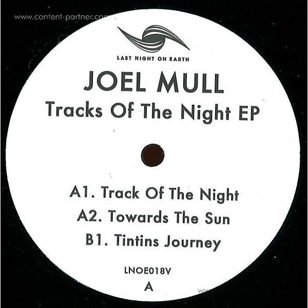 joel mull - tracks of the night ep