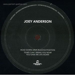 joey anderson - head down arms buddha position