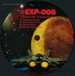 johannes volk - forgotten planets