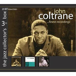 john coltrane - finest recordings