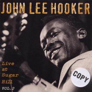john lee hooker - live at sugar hill,vol.2