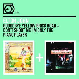 john,elton - 2 for 1: goodbye yellow/don't shoot me