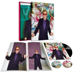 john,elton - wonderful crazy night (ltd.super deluxe