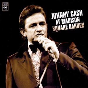 johnny cash - at madison square garden