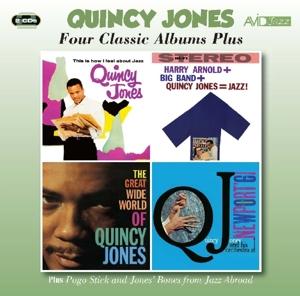 jones,quincy - 3 classic albums plus