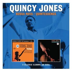jones,quincy - bossa nova/quintessence