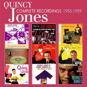 jones,quincy - the complete recordings: 1955-1959