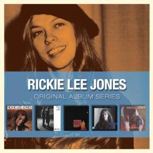jones,rickie lee - original album series