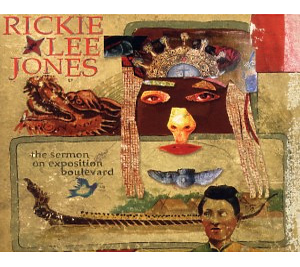 jones,rickie lee - sermon on exposition boulevard