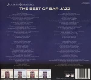 jukebox favourites - the best of bar jazz (Back)