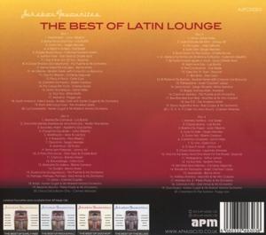 jukebox favourites - the best of latin lounge (Back)
