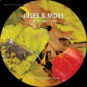 jules & moss - you're welcome