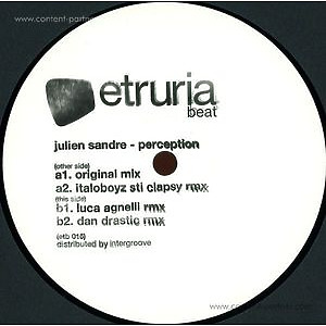 julien sandre - perception   Dan Drastic Remix