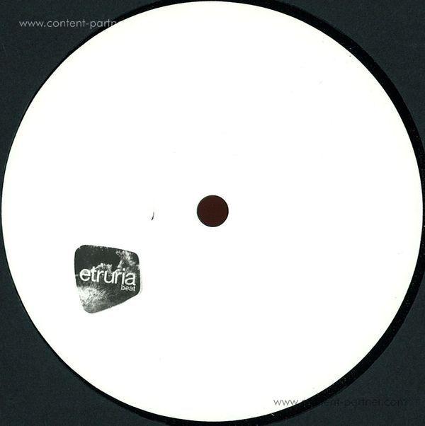 julien sandre - perception   Dan Drastic Remix (Back)