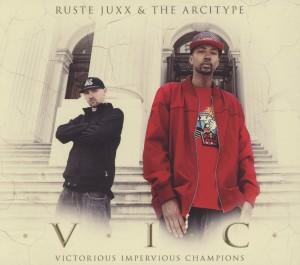 juxx,ruste & arcitype,the - v.i.c.