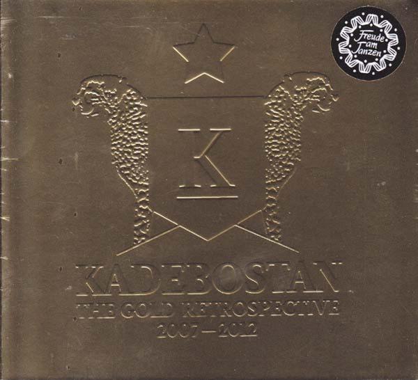 kadebostan - the gold retrospective 2007-2012 (Back)