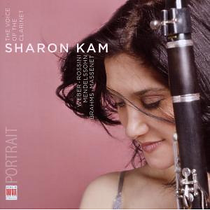 kam,sharon - the voice of the clarinet
