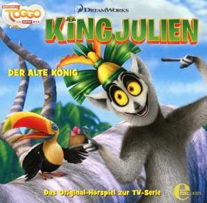 king julien - (3)das original h?rspiel z.tv-serie