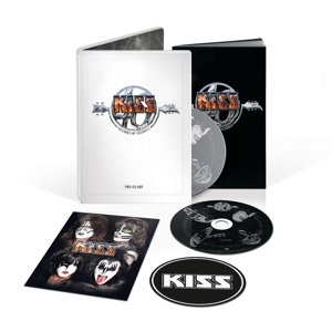 kiss - 40 (limited steelbook edition)