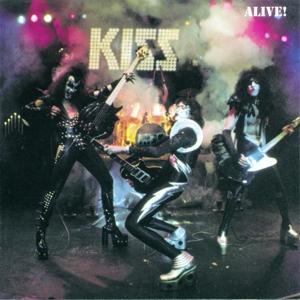 kiss - alive! (german version)
