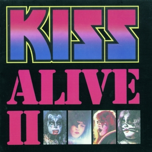 kiss - alive ii (german version)