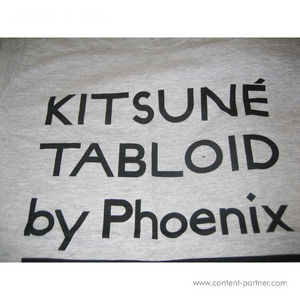 kitsune - kitsune maison 5 (medium/grey)
