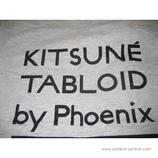 kitsune - kitsune maison 5 (medium/grey)