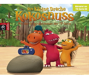 kleine drache kokosnuss,der - (6)h?rspiel z.tv-serie