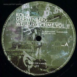 kolja gerstenberg - weilburg crime vol. i i