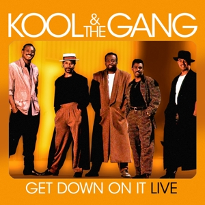 kool and the gang - live