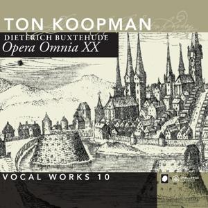 koopman,ton/amsterdam baroque orchestra - opera omnia xx-vocal works 10
