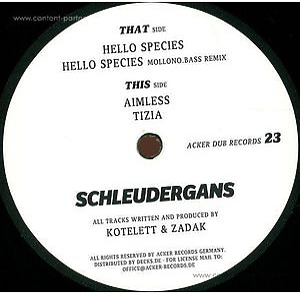 kotelett & zadak - schleudergans (mollono.bass remix)
