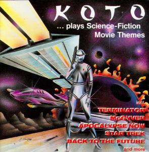 koto - ...plays science-fiction movie themes