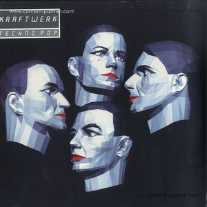 kraftwerk - techno-pop