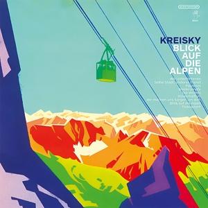 kreisky - blick auf die alpen